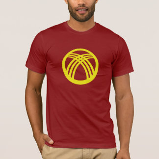 Kyrgyzstan Tunduk (Inverted) T-Shirt
