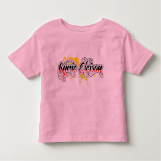 Kyrie Eleison Kids Ringer T-Shirt