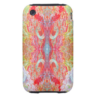 kyrneila fluff iPhone 3 tough cases