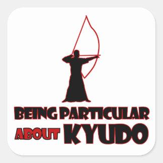Kyudo Designs Stickers