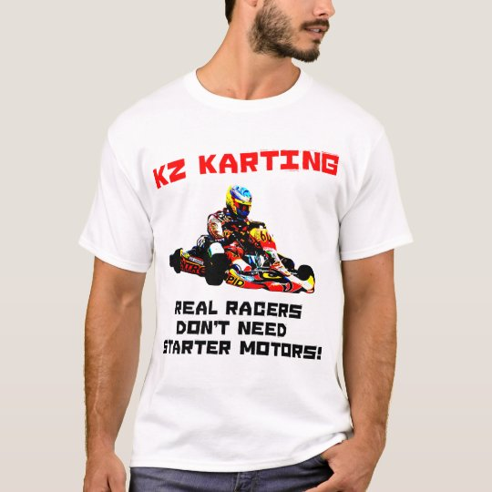 KZ Karting - Real Racers Don't Need Starter
