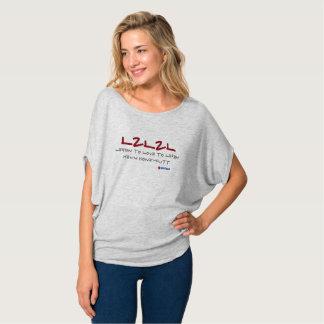L2L2L Learn to Love 2 Learn Flowy Shirt