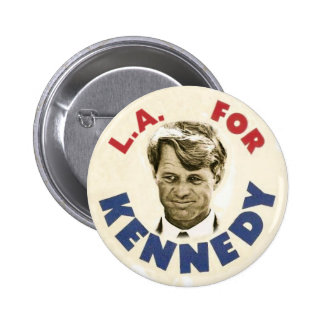 L.A. for Kennedy Button