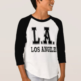 L.A. Los-Angeles Tee Shirts