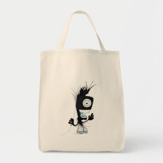 L.A. Weekly Monster Tote Bag