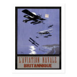 L' Aviation Navale Britannique Postcard