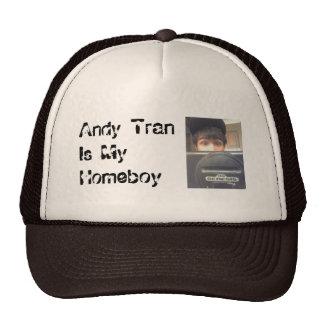 l_bd8adc9a5189222b3088db98638b5e71, Andy Tran I... Trucker Hat