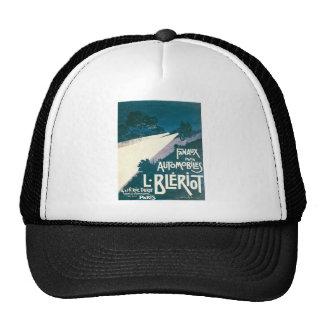 L-Bleriot Mesh Hats