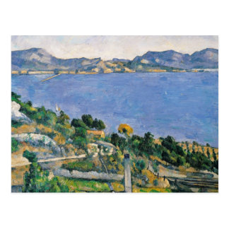 L Estaque View of the Bay of Marseilles Post Card