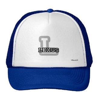 L is for Lexus Cap