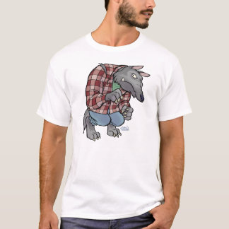 l is for lycanthrope T-Shirt