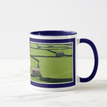 l Love Yorkshire mug - Add your own image