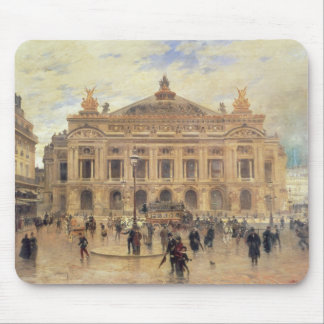 L Opera Paris Mouse Pads