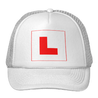 L-Plate Learner Driver / Bachelorette Hen Night Cap