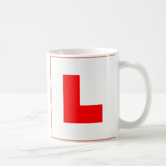 L-Plate Learner Driver / Bachelorette Hen Night Coffee Mug