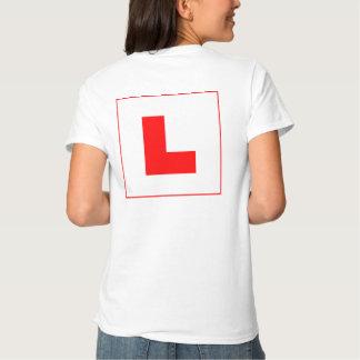 L-Plate Learner Driver / Bachelorette Hen Night Shirts
