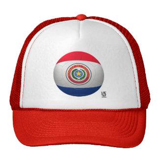 La Albirroja - Paraguay Football Cap