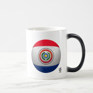 La Albirroja - Paraguay Football Magic Mug