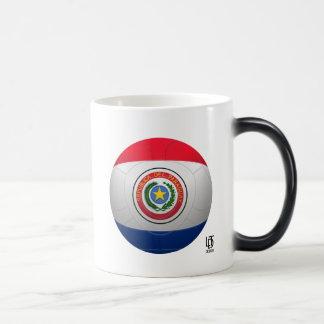 La Albirroja - Paraguay Football Morphing Mug