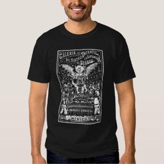 La Almoned del Diablo by José Guadalupe Posada Tee Shirt