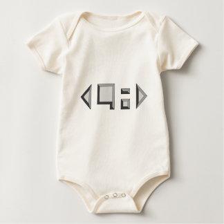 LA BABY BODYSUIT