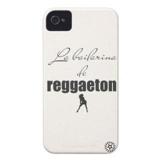 La bailarina del Raggaeton Case-Mate iPhone 4 Case