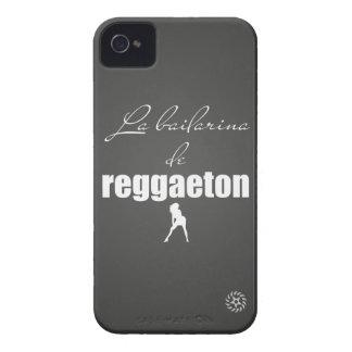 La Bailarina del Reggaeton Blackberry Case