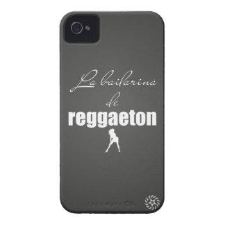 La bailarina del reggaeton iPhone 4 covers