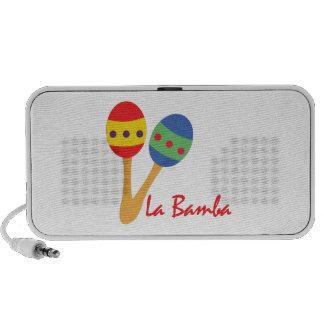 La Bamba Maracas Speaker