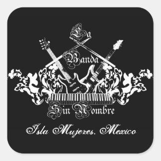 La Banda Sin Nombre Stickers