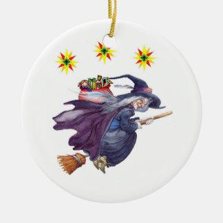 La Befana Christmas Ornament