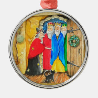 La Befana Ornament
