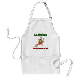 La Befana The Christmas Witch.. Aprons
