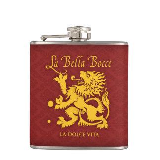 la Bella Bocce Flask