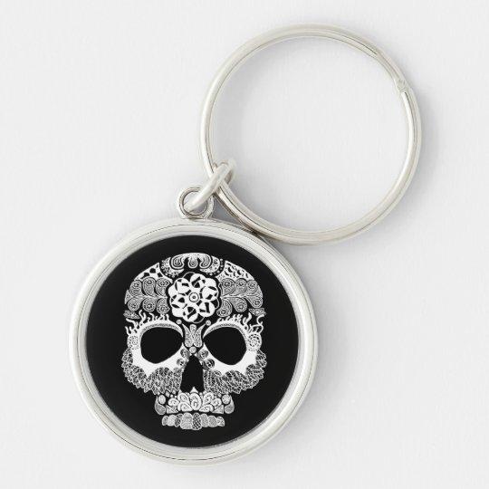 La Bella Muerte Dark Premium Keychain