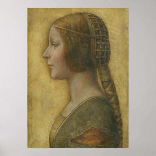 La Bella Principessa Canvas Print