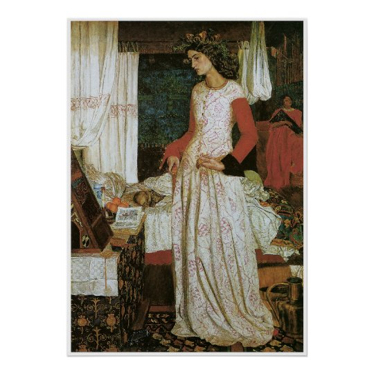 La Belle Iseult Poster