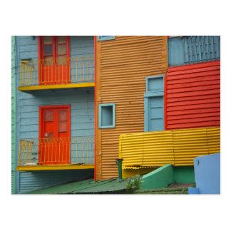 La Boca, Buenos Aires Aires - 3 Post Cards