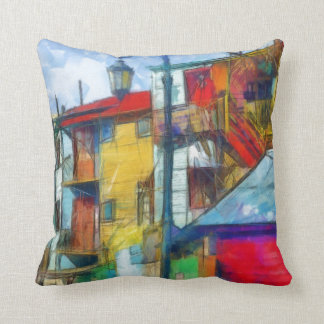 La Boca Tango Cushion