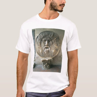 La Bocca di Verita (The Mouth of Truth) (photo) T-Shirt