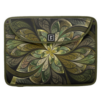 La Chanteuse Vert Sleeve For MacBook Pro