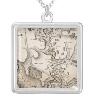 La Charente Silver Plated Necklace
