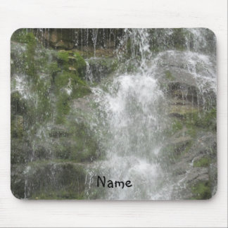 La Chute Waterfall in Forillon National Park Mouse Mat