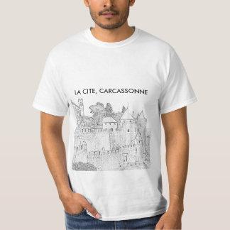 La Cite, Carcassonne T-Shirt