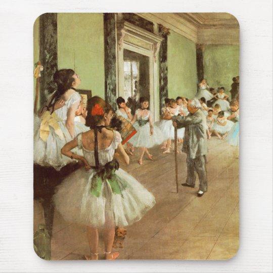 La Classe de Danse by Edgar Degas Mouse Mat