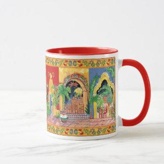La Cocina mug
