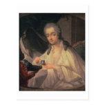 La Comtesse du Barry (1743-93) (oil on canvas) Post Cards