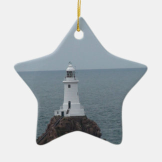 La Corbiere Lighthouse Christmas Ornament