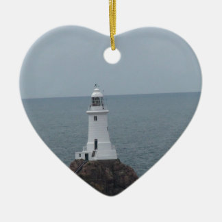 La Corbiere Lighthouse Christmas Ornament