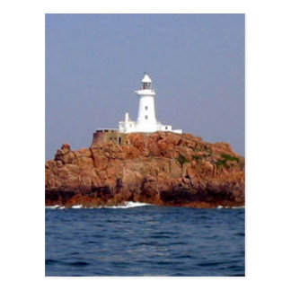 La Corbiere Lighthouse Postcard
